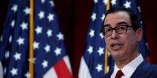 Le secrétaire du Trésor américain Steven Mnuchin a dévoilé mercredi une liste de 13 noms d'officiels vénézuéliens faisant désormais l'objet de sanctions de la part des Etats-Unis.