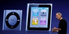 En septembre 2010, Steve Jobs présentait une nouvelle version des iPod nano et shuffle. Sept ans plus tard, la firme à la pomme a annoncé qu'elle cessait la commercialisation de ses deux produits.
