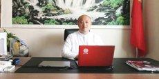 Zhang Tianming, fondateur de la plateforme Shanxinhui.