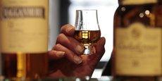 La crainte du côté d'Édimbourg est que la réglementation sur le whisky soit revue à la baisse dans le futur partenariat transatlantique, avec la signature du Tafta.