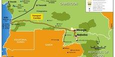 Le projet minier de Sundance, Mbalam-Nabeba Iron Ore, s'étend sur une surface de 1 740 kilomètres carrés, située au-delà des frontières entre le Cameroun le République du Congo.