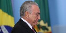 Le Congrès brésilien doit déterminer aujourd'hui si le président Michel Temer, accusé entre autres de corruption, sera suspendu de sa fonction pour permettre à la plus haute cour de justice du pays de le juger. Mais le chef de l'Etat compte sur les nombreux députés qui le soutiennent, notamment ceux liés au lobby de l'agrobusiness, pour empêcher l'opposition d'arriver à ses fins.