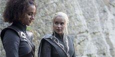 La série star de HBO, Game of Thrones, est regardée en moyenne par 23 millions de spectateurs par épisode.