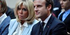 Brigitte Macron n'échappera pas à une surveillance publique puisque chaque fin de mois sera publié un récapitulatif de son agenda.