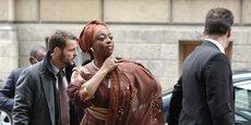 Diezani Alison-Madueke, ex-ministre du pétrole du Nigeria, a été la première femme à devenir présidente du cartel mondial des producteurs de pétrole, l'OPEP.