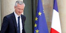 La proposition franco-allemande devrait arriver sur la table du prochain conseil des ministres européens, qui aura lieu le 15 septembre.