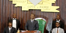 Président de l'Assemblée nationale depuis mars 2012, Guillaume Soro est aujourd'hui pratiquement le deuxième personnage le plus important dans la hiérarchie constitutionnelle de l'Etat ivoirien.