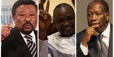 Adama Barrow, l'opposant de circonstance est aujourd'hui président, de même qu'Alassane Ouattara, auparavant virulent opposant de Gbagbo. Une chance que Jean Ping, qui s'autoproclame président élu du Gabon n'a pas eu.