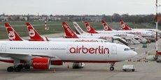 La deuxième compagnie aérienne allemande en déficit chronique depuis des années a déposé son bilan mardi et Lufthansa pourrait en profiter pour consolider ses positions face à des compagnies telles que Ryanair et Easyjet.