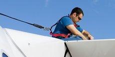 ATR s'occupe de la maintenance de ses avions pour 43 compagnies aériennes, ce qui représente 300 appareils, soit environ le tiers de la flotte de la société