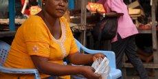 Les sachets plastiques non biodégradables représentent un réel danger pour l'environnement et la santé publique.