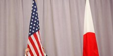 Le représentant spécial américain pour le Commerce Robert Lighthizer et le ministre japonais des Affaires étrangères, Taro Kono, se sont par ailleurs entretenus des façons de renforcer et de faire avancer le commerce et les relations économiques entre les deux pays.