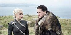 La chaîne câblée américaine HBO bat des records d'audience depuis le début de la diffusion de la saison 7 de Game of Thrones, avec plus de 10 millions de spectateurs par épisode.