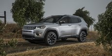 Avec le nouveau Compass, Jeep espère atteindre les deux millions de véhicules dès 2018.