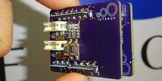 SensorHub, l'une des solutions pour objets connectés développées par IoTerop