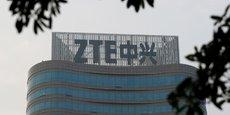 La suspension des exportations signifie que ZTE ne peut plus recevoir de composants pour les intégrer à ses produits.