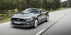 La Ford Mustang un hymne à la liberté et à la rébellion.