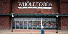 L'enseigne bio Whole Foods, créée en 1978, possède 460 magasins aux Etats-Unis, au Canada et au Royaume-Uni.