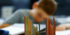 Jean-Michel Blanquer avait annoncé dans entretien accordé fin juin à La Voix du Nord la création de 2.500 postes à la rentrée 2017 pour le dédoublement des CP dans les réseaux d'éducation prioritaire renforcée (REP+).