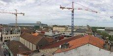 Les prix augmentent fortement à Bordeaux dans le neuf comme dans l'ancien, malgré le nombre de constructions neuves