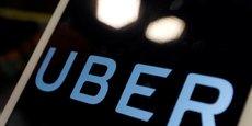 Établie sur la base des levées de fonds auprès des investisseurs, la valorisation d'Uber est d'environ 70 milliards de dollars.