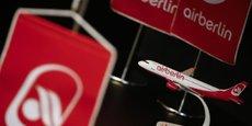 Air Berlin, la deuxième compagnie aérienne allemande derrière Lufthansa, a déposé son bilan en août à la suite de la décision de son actionnaire Etihad Airways de cesser tout soutien financier.