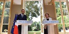E. Phlippe, le Premier ministre, et M. Pénicaud, ministre du Travail, ont présenté, le 31 août, la réforme du Code du travail