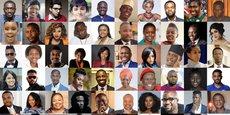 Les candidats d'Africa Youth Awards 2017, dont l'âge varie entre 15 et 36 ans, ont été choisis parmi 28 pays du Continent.