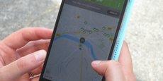 L'application met en relation les autostoppeurs et les conducteurs.