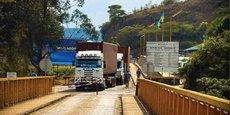 Les exportations rwandaises sont principalement limitées à ses pays voisins de la sous-région.
