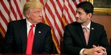 Notre objectif est d'être au niveau ou sous la moyenne des pays industrialisés, c'est-à-dire 22,5%, a déclaré le speaker de la Chambre des représentants, Paul Ryan, dans une interview au New York Times.