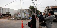 Le séisme dépasse en puissance celui enregistré au Mexique en 1985