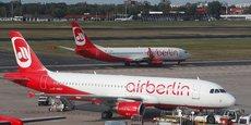 Une centaine de vols d'Air Berlin ont été annulé faute de pilotes