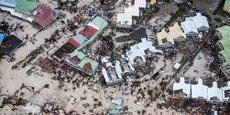 L'aide à la reconstruction de Saint-Martin et de Saint-Barthélemy représente 11.000 euros par habitant des deux iles.
