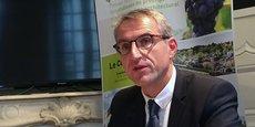 Franck Raynal, maire de Pessac et vice-président de Bordeaux Métropole en charge de l'agglocampus, de l'enseignement supérieur, de la recherche et de l'innovation