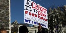 Le 8 septembre, la cour d'appel de San Francisco (ouest des Etats-Unis) a infligé un nouveau revers à l'administration Trump au sujet de son décret anti-immigration contesté, autorisant notamment l'accès au territoire américain à certains réfugiés.