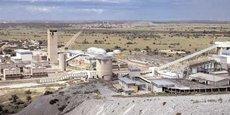 D'après AngloGold Ashanti, le coût de production d'une once d'or sur le site minier de Kopanang s'élevait à 2 399 dollars au premier trimestre 2017.