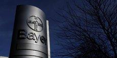 Bayer a indiqué que son pôle d'agrochimie serait confronté à la volatilité des marchés mondiaux sur les derniers mois de 2017.
