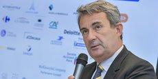Jean-Christophe Fromantin, président d'ExpoFrance 2025 et maire de Neuilly
