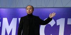 Masayoshi Son, le patron de Softbank, maison-mère de Sprint.