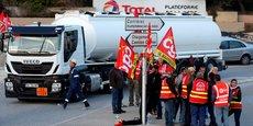Des actions se mettent en place dans le Nord, à Rouen, Caen, Nantes, Rennes et Marseille, a résumé à l'AFP Jérôme Vérité, numéro un de la CGT-Transports.