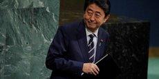 JAPON: SHINZO ABE VA DISSOUDRE JEUDI LA CHAMBRE BASSE, SELON L'AGENCE DE PRESSE KYODO