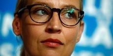 Alice Weidel est soupçonnée d'avoir employé au noir une demandeuse d'asile syrienne.