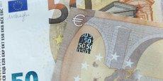 LA BCE PLUS CONFIANTE SUR UN REBOND DE L'INFLATION