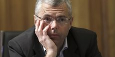 Michel Combes, le DG d'Altice et PDG de SFR.