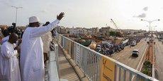 Le président Sall a invité les bailleurs de fonds à aider à la construction de chemins de fer pour développer le commerce intra-africain