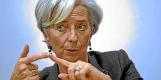 Christine Lagarde / Reuters