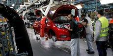 Le secteur de l'automobile est particulièrement affecté : après un cycle de croissance d'environ 8 ans, il montre désormais des signes d'essoufflement signale Coface dans son communiqué.