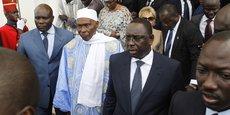 En fin politicien, Abdoulaye Wade n'a eu besoin que de quarante minutes pour porter ses coups de griffes à Macky Sall