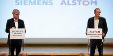 La fusion Siemens Alstom va donner naissance au numéro deux mondial - en volume - pour le matériel ferroviaire roulant et au numéro un pour la signalisation.